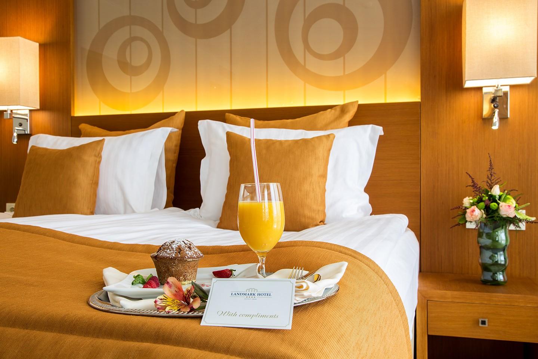 Лукс, финес,  удоволствие^Фотосесия интериор на хотел Ландмарк