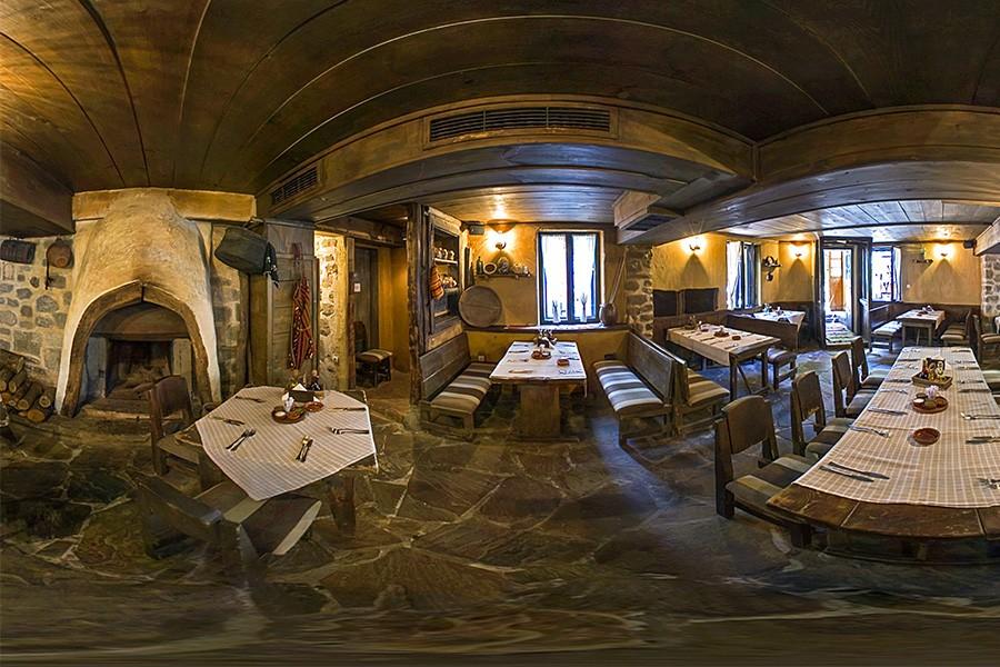 Виртуален тур на ресторант Под липите