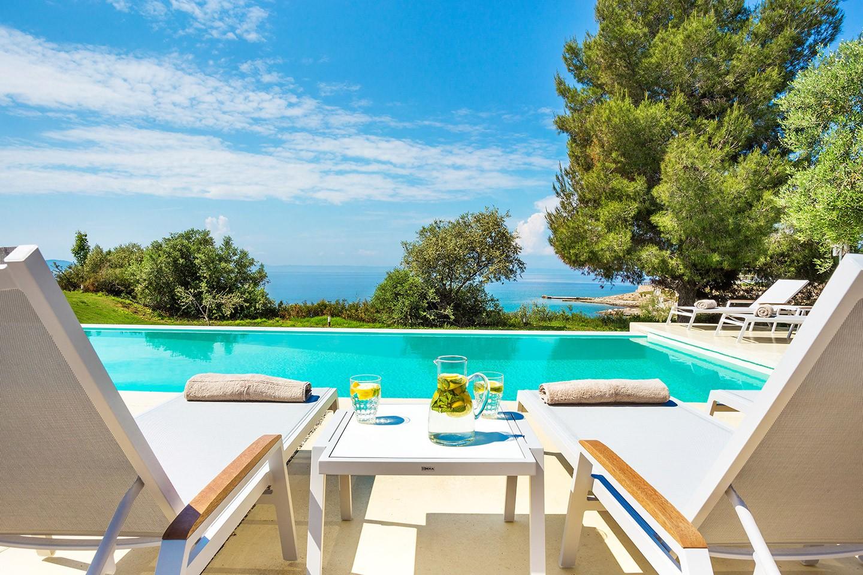 Villa A&A  Aphrodite, Nikiti^Интериор и екстериор